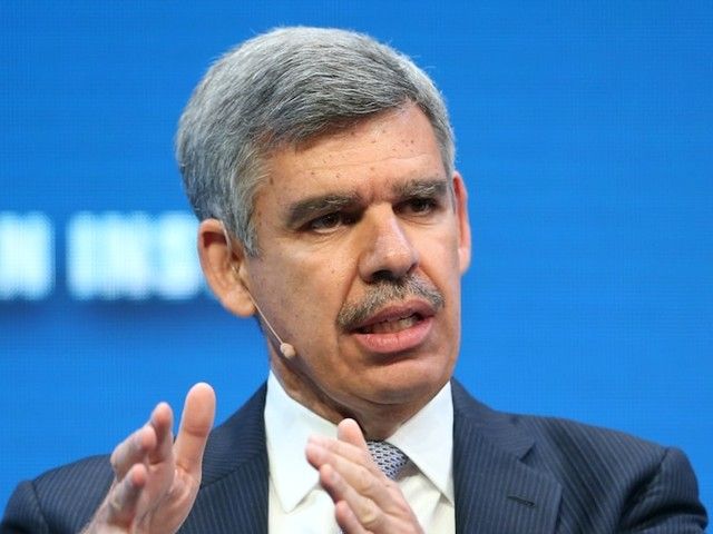 Famed economist Mohamed El-Erian says it's still too early to buy stocks — but thinks those with the itch should spread out purchases over many months