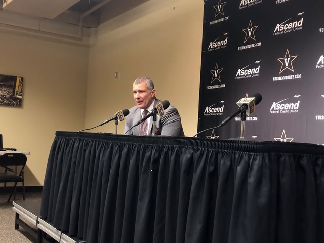 Frank Martin: 'I like this team. They got some resolve.'