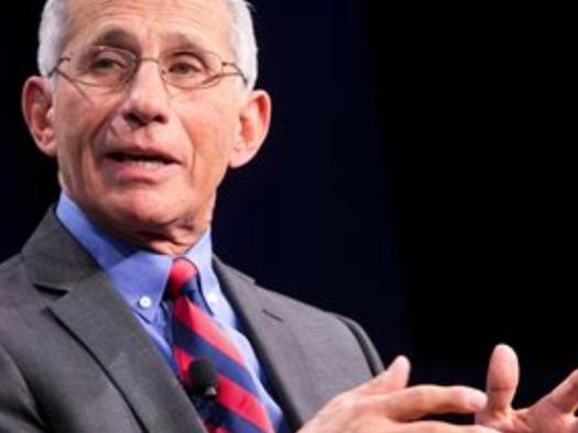 """Watch: Dr. Fauci Confronted About CDC's Unverified Claims About """"Breakthrough"""" Infections"""