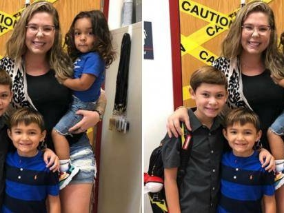 Kailyn Lowry Reportedly Pregnant With Her Fourth Child — Her Second With Chris Lopez