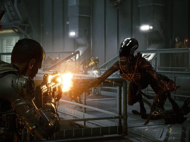 'Aliens: Fireteam Elite' is an arcade shooter for the online era