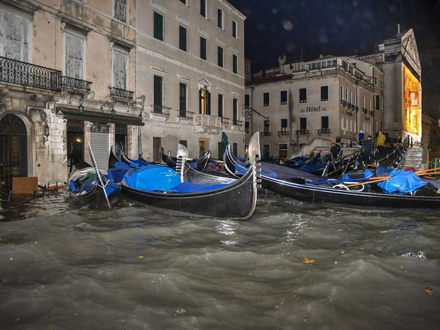Venice to get $21.7M quickly to recover from record flooding