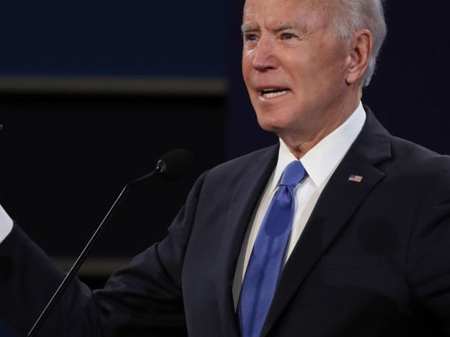Biden campaign tries to walk back Joe's 'transition from the oil industry' debate statement after being ripped online