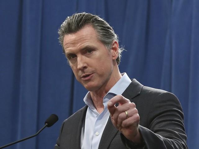 Gavin Newsom pulls most California National Guard troops from border