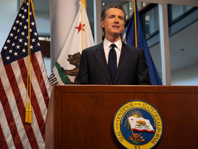Gov. Gavin Newsom Imposes Three-Week Stay-at-Home Order For Most of California