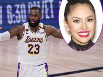 Vanessa Bryant Checks L.A. Sheriff For Challenging LeBron James To Double Reward Money After Deputy Shooting