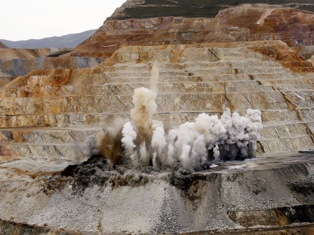 Nevada Is the Jackpot of Barrick's Push for Newmont