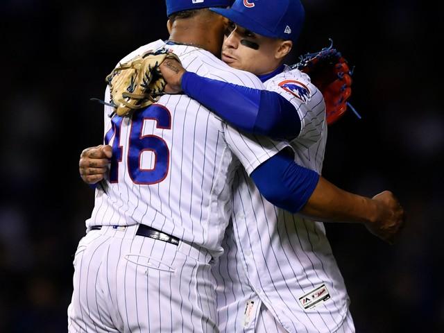 Baez, Heyward hit 3-run HRs in 6th as Cubs beat Dodgers 7-6