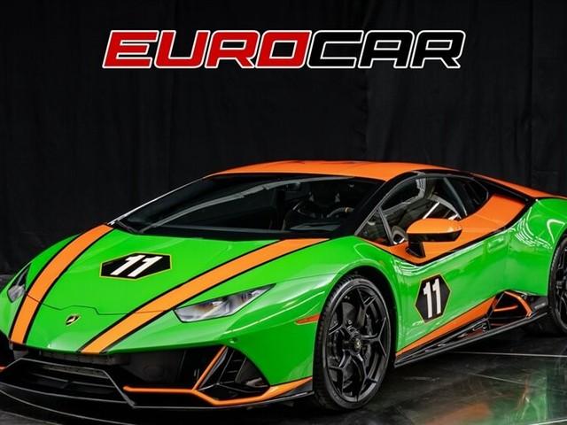 2020 Lamborghini Huracan--Evo LP 640-4 EVO