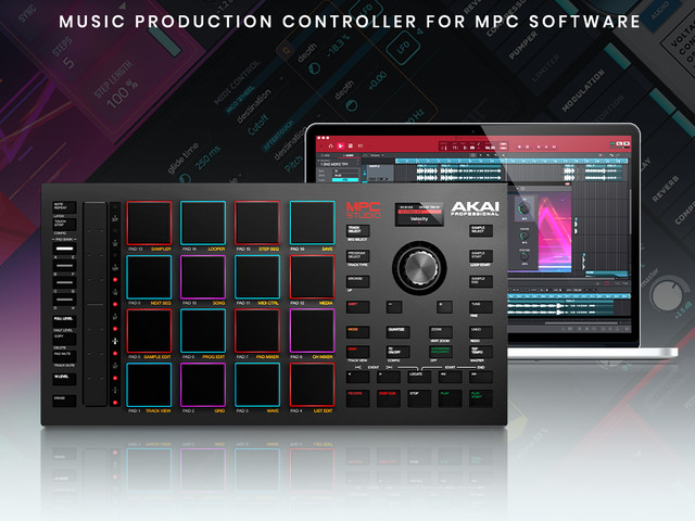Akai Professional Releases New MPC Studio, Marking an Exceptional Modern Music Production Solution