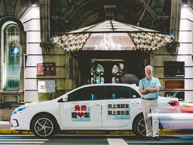 How to get around censorship in China? Reporter offers free taxi rides for honest conversations