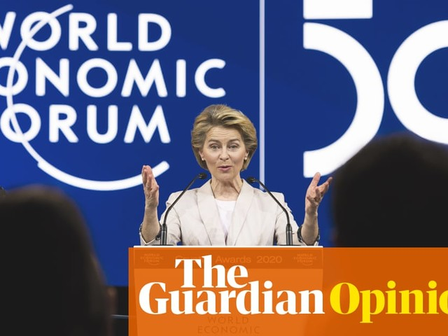 The Guardian view on Davos: capitalists know they must do better | Editorial