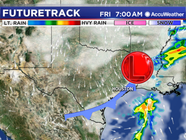Here's how long this amazing weather will last in Houston