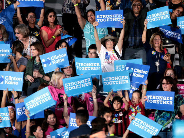 The DNC Is Stepping Up to Help Mobilize a Blue Wave