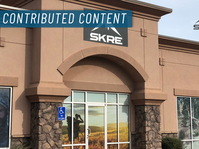 'Not your grandpa's surplus hunting gear'; SKRE Gear opens new Hurricane location, announces ribbon-cutting