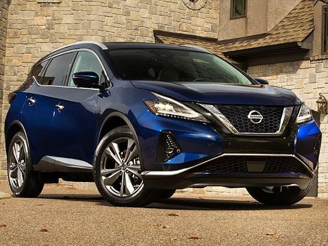 2019 Nissan Murano Expert Review