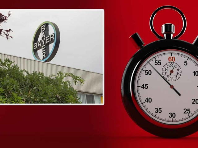60 Minutes Exposes Bayer Weed Killer