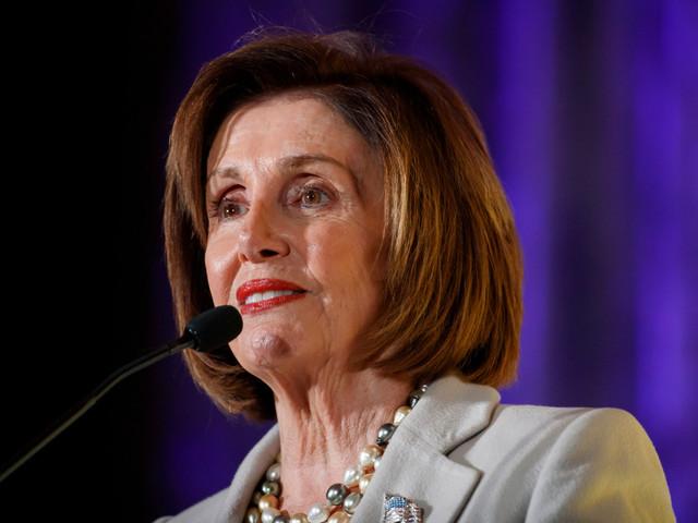Nancy Pelosi leading bipartisan delegation in Jordan amid Syria chaos
