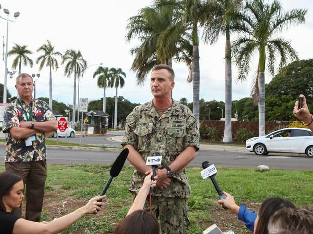 Navy Sailor Kills 2, Himself in Pearl Harbor Shooting