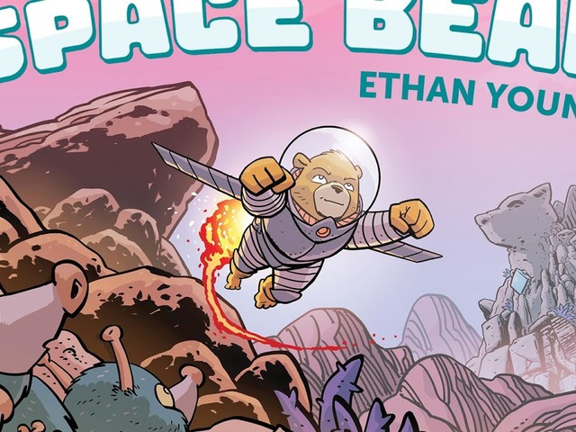 Boldly Go Where No SPACE BEAR Has Gone Before With Ethan Young and BOOM! Studios