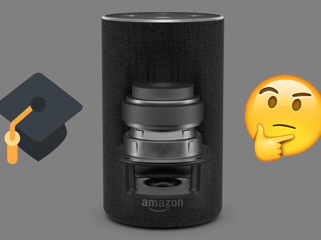 Maybe Universities Shouldn't Be Putting Amazon Echos in Student Dorms
