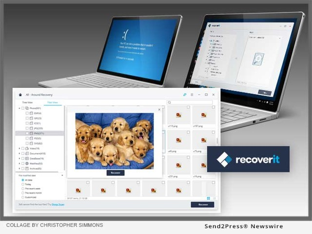 Wondershare Recoverit Now Upgraded for External Hard Drive Recovery