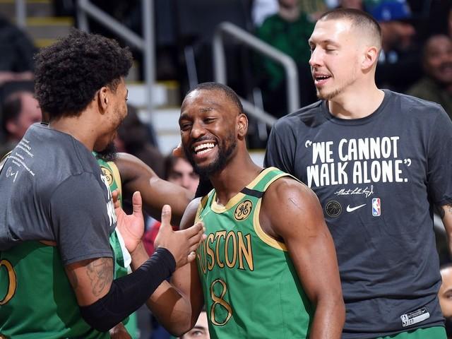 Kemba Walker finally beat LeBron James and broke one of the NBA's weirdest streaks