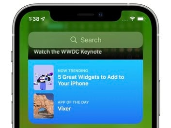 iOS 15 Can Automatically Add and Remove Widgets to a Smart Stack