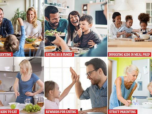 Study reveals how to get your kids to eat their greens