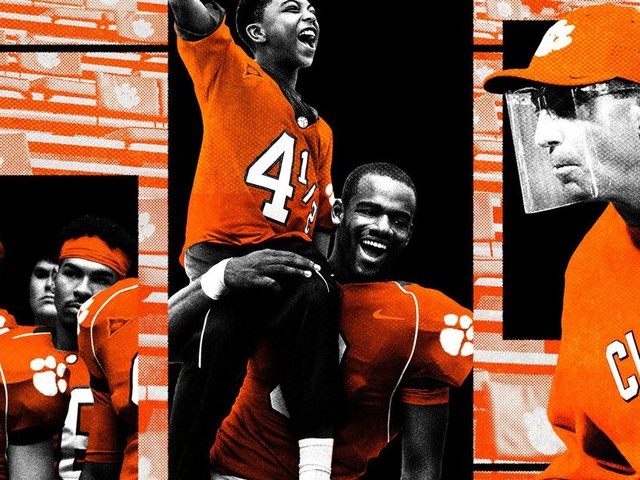Maybe We Don't Need a Feel-Good College Football Movie Right Now