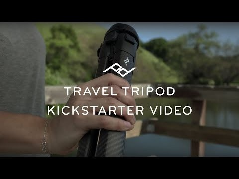Peak Design Reimagines The Travel Tripod In A More Compact Package