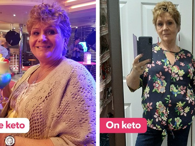 """""""I love the keto diet and the results"""""""