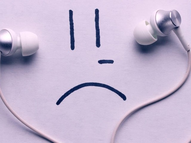 'My headphones' meme proves our music is sadder than we look