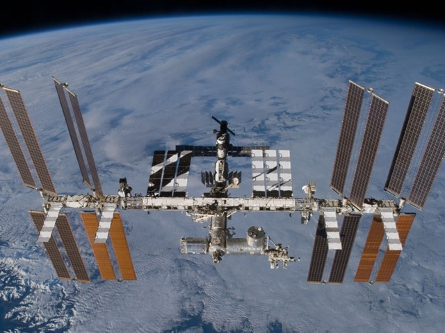 The White House Is Reportedly Considering Privatizing the International Space Station