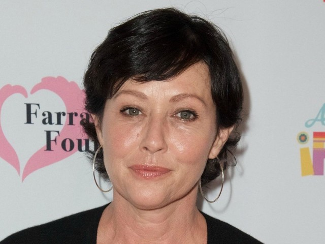 Shannen Doherty's Emotional Throwback Photo Shows the Realities of Battling Breast Cancer