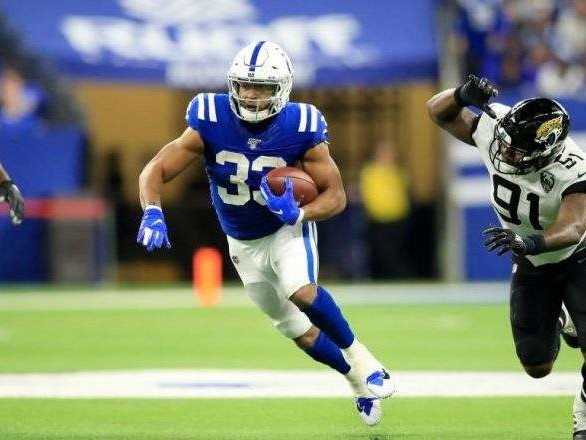 Jonathan Williams Fantasy: Start or Sit Colts RB on Thursday Night?