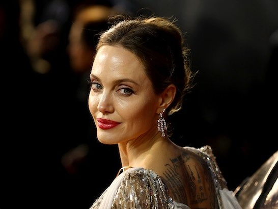 Reports Claim Angelina Jolie Having Financial Problems Amid Ongoing Divorce Battle