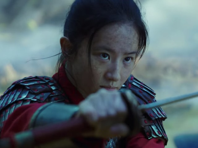Disney's Mulan Gets Dirty and Down to Business in the New Action-Packed Trailer