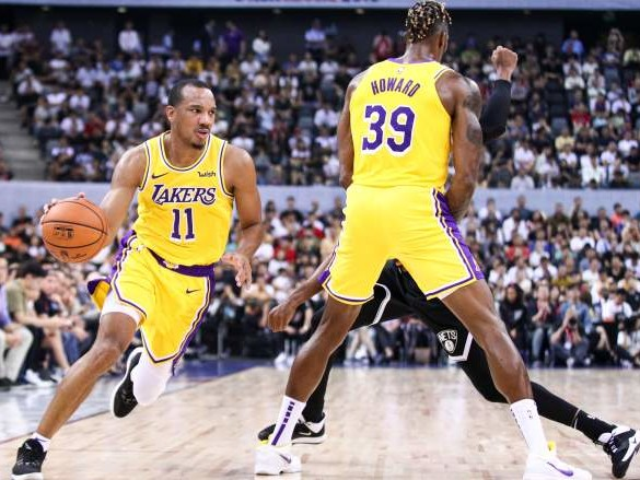 Lakers Lineup & Roster: Avery Bradley Headlines 3 Best Starting PG Options