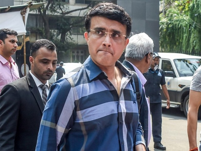 Ganguly's Former Teammates Likely To Attend Dinner Organised By CAB