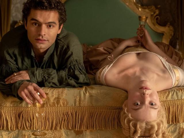 "The Great: Sebastian de Souza on How Leo and Catherine ""Turned the Male Gaze on Its Head"""