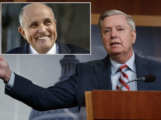 Giuliani Invited To Spill Beans On The Bidens In Senate Testimony