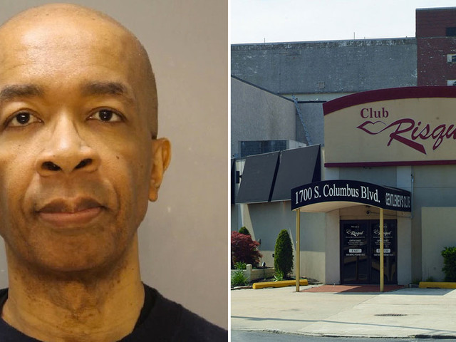 College Professor Charged With Felonies for Stealing $185K in Federal Grant Money to Make It Rain in Strip Clubs
