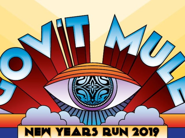 Gov't Mule Expands New Year's Run 2019