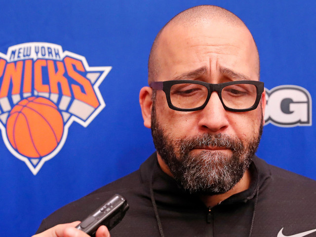 David Fizdale breaks his silence on Knicks firing