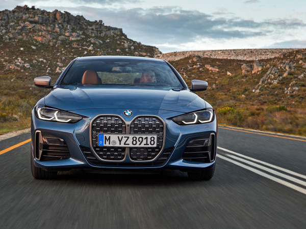2021 BMW 4 Series First Drive   A chassis for enthusiasts; a face for its mom
