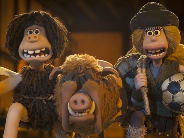"""The gently amusing """"Early Man"""" showcases Nick Park's offbeat humor"""