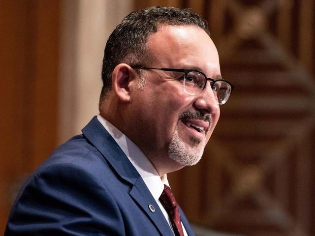Miguel Cardona Confirmed As U.S. Education Secretary