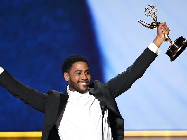 Jharrel Jerome Receives Standing Ovation For First-Ever Emmys Win - and He Deserves It!