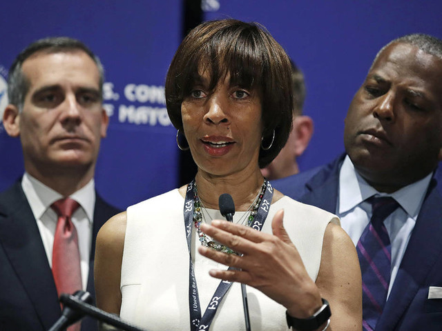 Baltimore Mayor Catherine Pugh resigns amid scandal